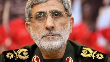 Noul șef al Forței Quds din Iran declară că are ca scop îndepărtarea SUA din regiune