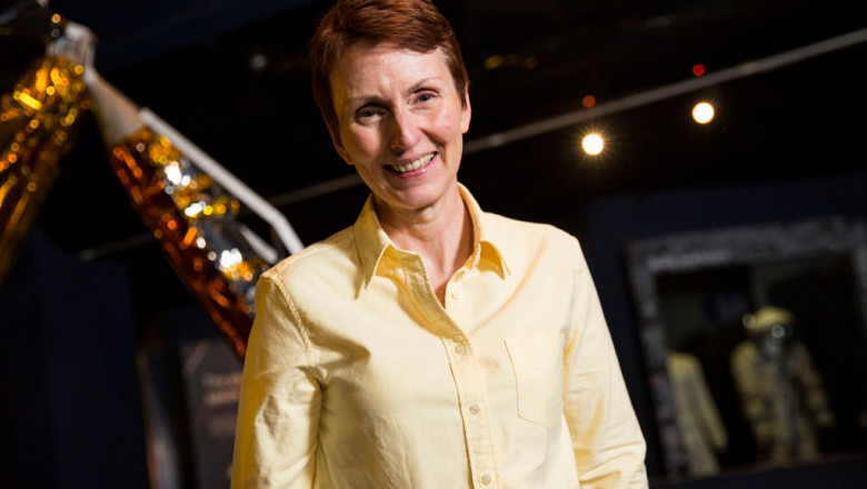 Britain's First Astronaut Celebrates 25 Years Since Her Space Journey