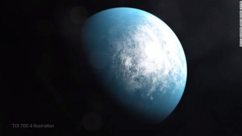 O noua planeta descoperita in apropierea Sistemului nostru solar