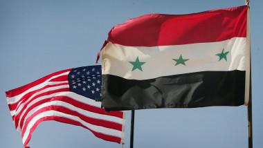 U.S. Marines Arrive And Depart Iraq at Al Asad