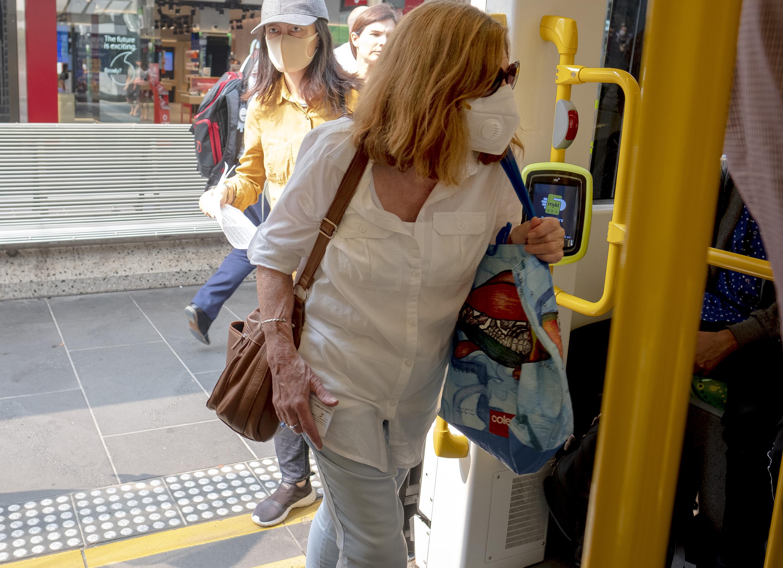 Melbourne Suffers Hazardous Air Quality As Bushfire Smoke Blankets City
