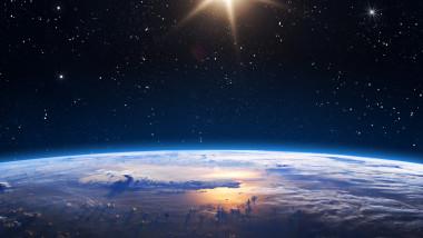 pamant soare sistem solar spatiu stele