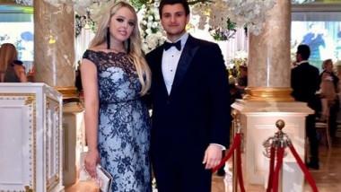 Tiffany Trump alaturi de iubitul de origine libaneza