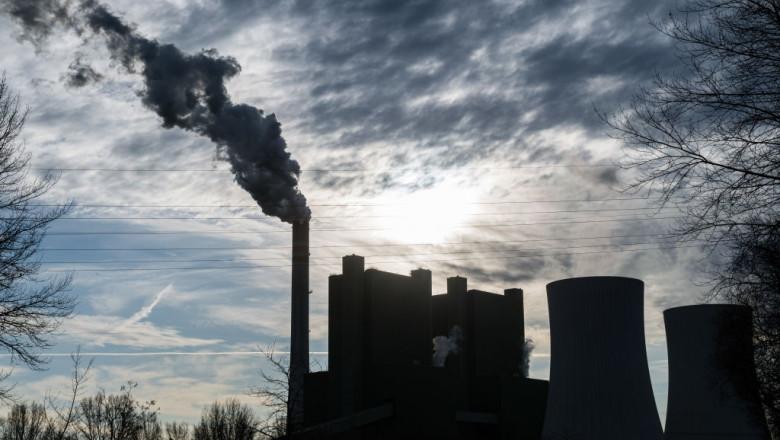mina de carbune poluare industrie