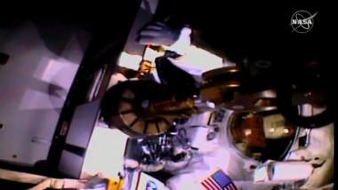 nasa astronaute