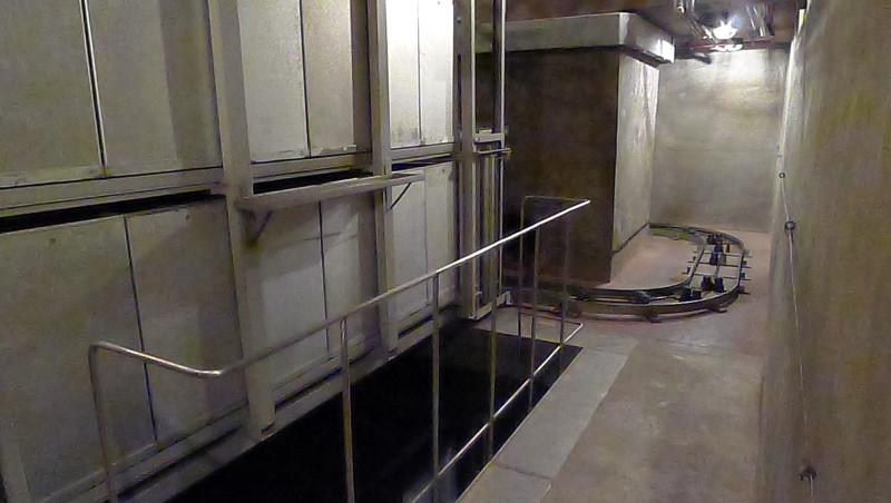 Camera iradieri centrul IRASM Măgrele