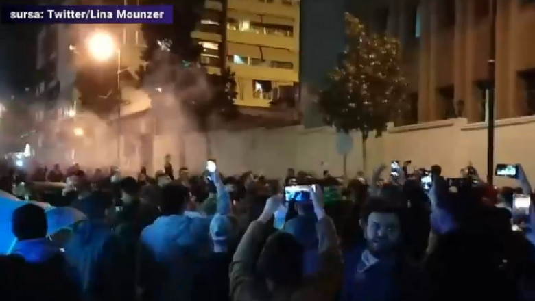 liban protest