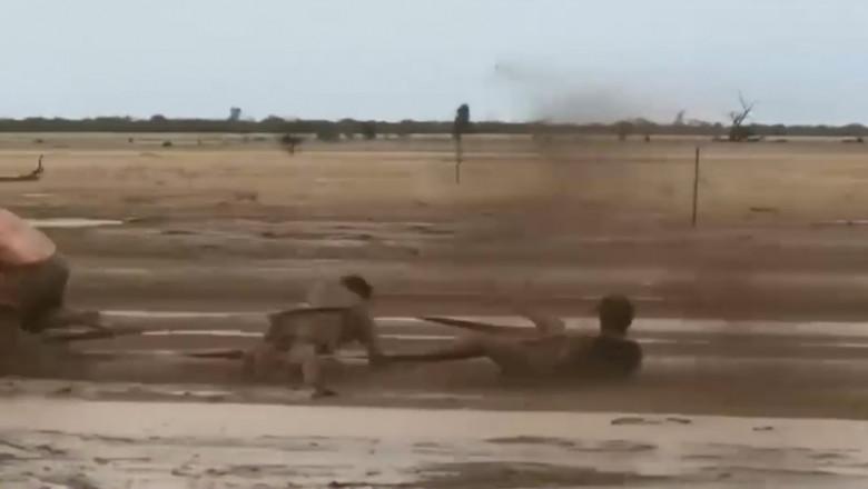 australia ploaie