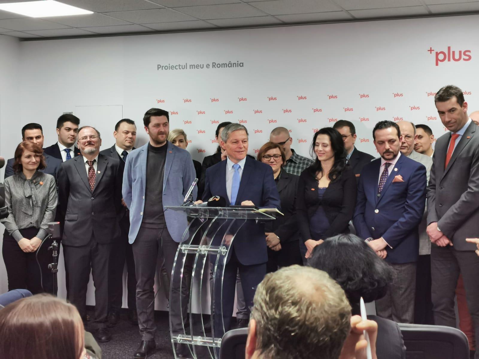 PLUS şi-a desemnat candidaţii pentru Primaria Iasi şi Consiliul Judeţean: Liviu Iolu si Daniel Şandru