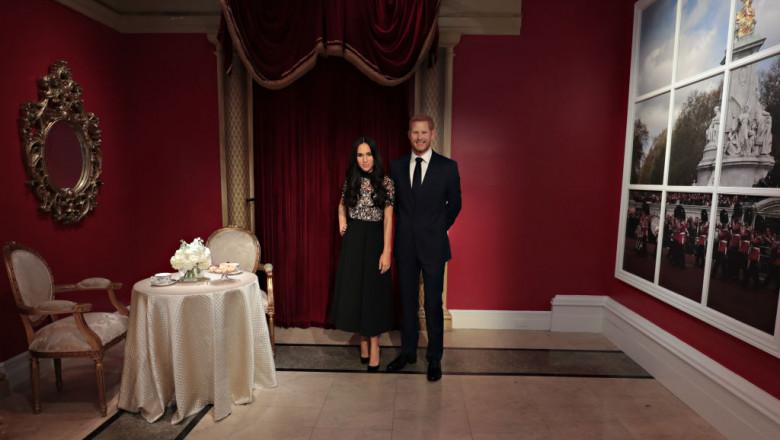 Madame Tussauds New York Reveals Meghan Markle Figure