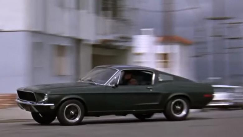 Ford Mustang GT Steve McQueen