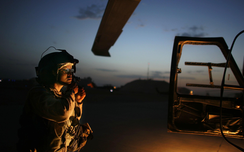 O bază aeriană din Irak, unde sunt trupe americane, a fost atacată cu rachete