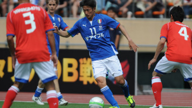 J.League Legend v Glorie Azzurre