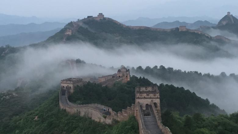 Jinshanling Great Wall In Chengde