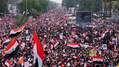 proteste-masive-irak-bagdad