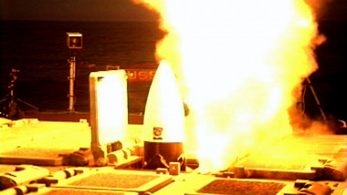 Aegis Intercept Flight Test