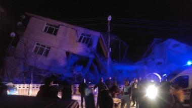 cutremur turcia @Bjk1903ankara