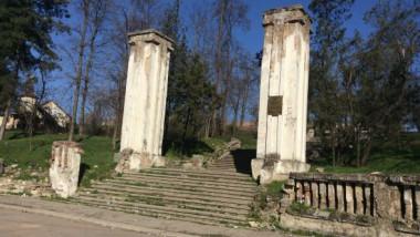 cimitirul eroilor romani chisinau