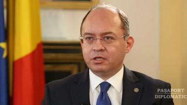 bogdan aurescu pasaport diplomatic