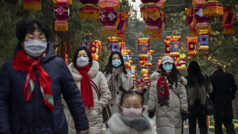 epidemie coronavirus China