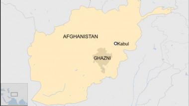 Un avion de pasageri s-a prabusit in Afganistan
