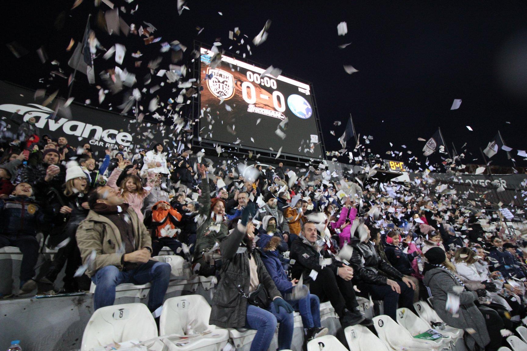 Guvernul Greciei a modificat o lege pentru a evita retrogradarea echipelor PAOK Salonic si Xanthi