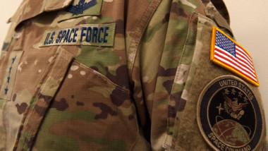 uniforma trupelor aerospațiale SUA