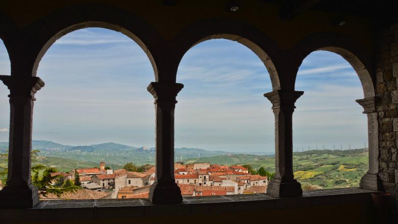 Bisaccia, in central Italy