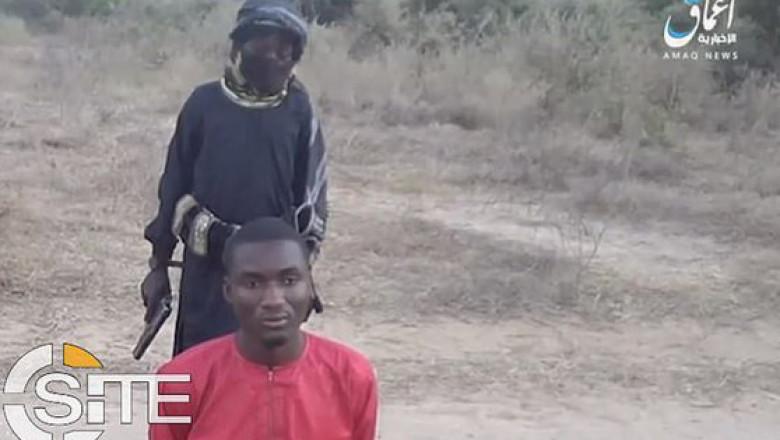 prizonier din Nigeria executat de un copil