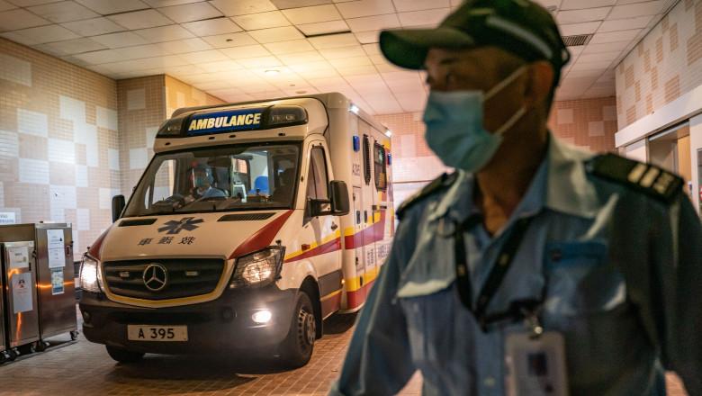 Deadly Wuhan Coronavirus Spreads To Hong Kong
