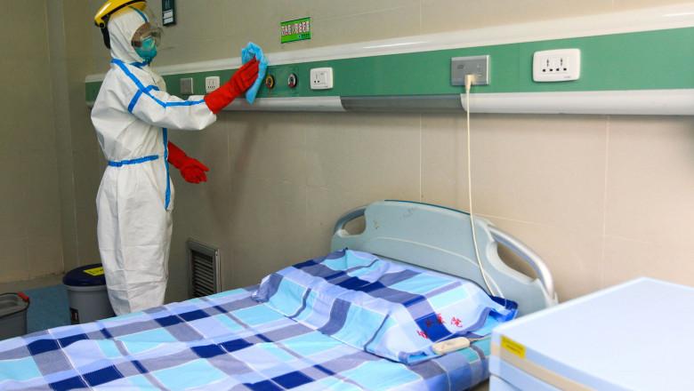 Ebola-preventing Exercise Held In Foshan