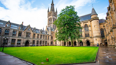 Oxford University Quadrangle