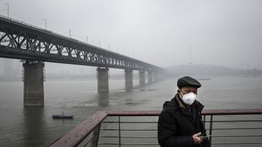 Coronavirus Pneumonia Outbreaks In China