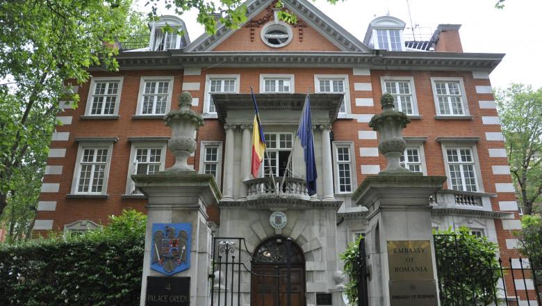 ambasada romaniei londra facebook