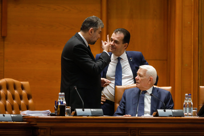 Ciolacu acuză Guvernul că a copiat Planul de Relansare Economică după Programul de guvernare al PSD