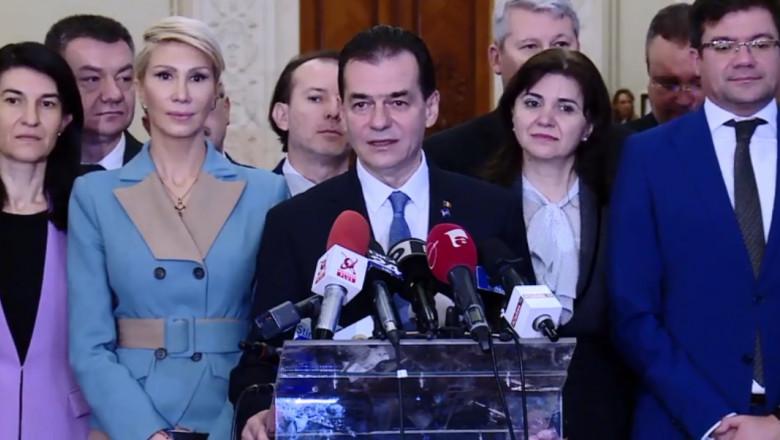 Guvernul Orban I