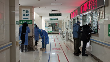 Wuhan Residents Told Not To Leave As Coronavirus Pneumonia Spreads