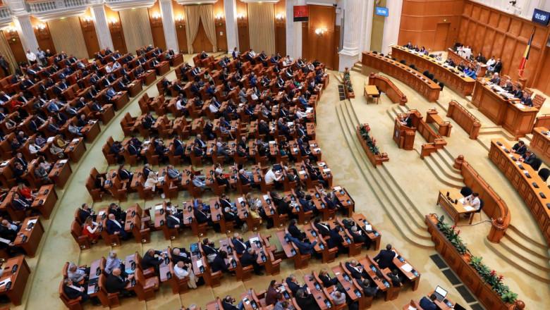 camera deputatilor plen inquam george calin
