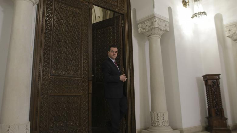 Ludovic Orban la Cotroceni