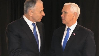 mircea-geoana-si-mike-pence-la-washington-facebook