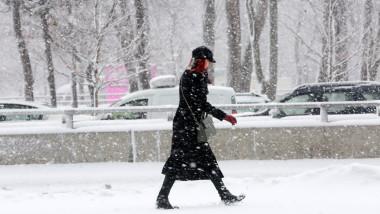 vreme meteo ninsoare zapada bucuresti iarna frig