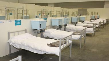 Un nou spital pentru tratarea bolnavilor de coronavirus a fost deschis in Wuhan