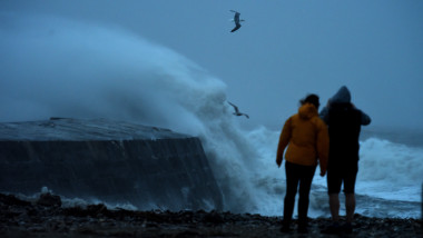 Ciara The Third Named Storm Of The Year Arrives In The UK