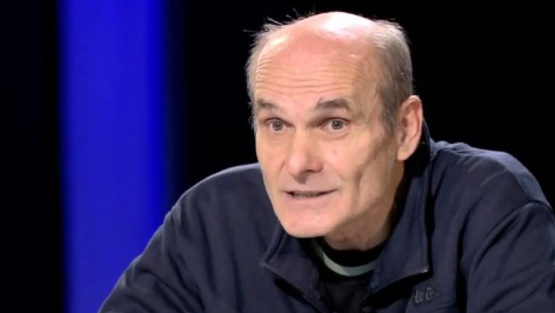 Gazetarul Cristian Tudor Popescu, invitat la emisiune In fata ta