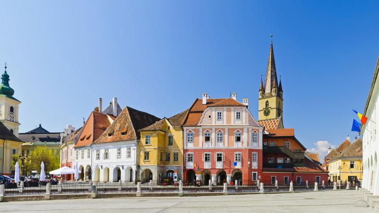 Sibiul devine primul județ din România cu incidență mai mare de 7 la mia de locuitori
