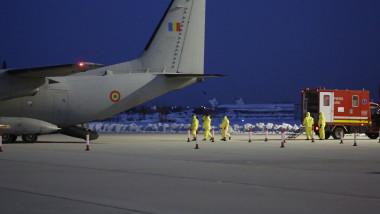Foto: Adrian Sultănoiu / CER SENIN – Revista Forţelor Aeriene