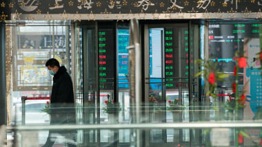 China Stock Market Dropped Sharply After Spring Festival