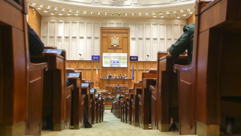 camera deputatilor inquam octav ganea