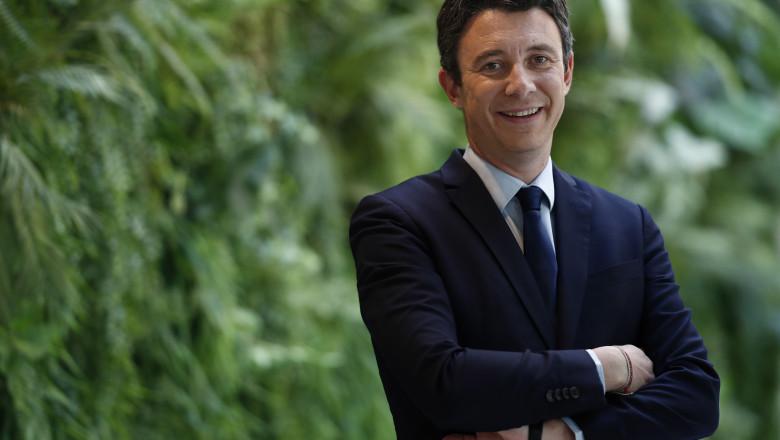 Benjamin Griveaux candidat primaria paris