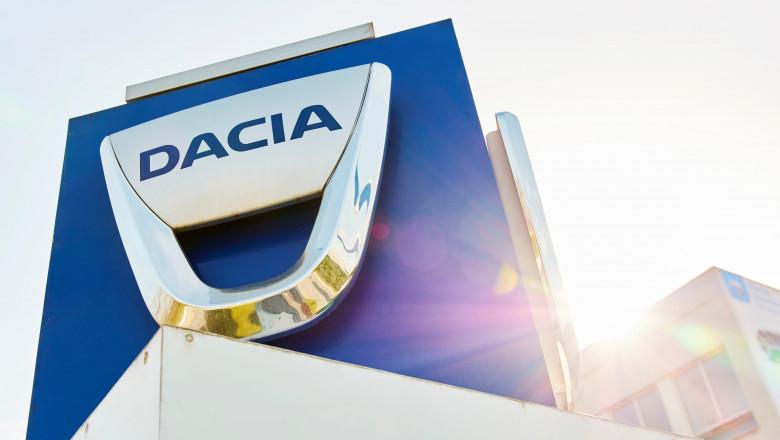 2018 - Usine Dacia de Mioveni